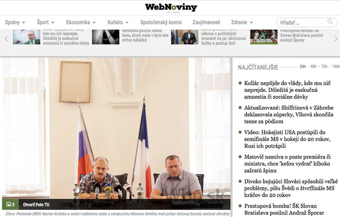 jan viazanicka, web noviny, kotleba